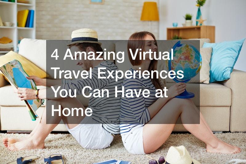 virtual tourism travel