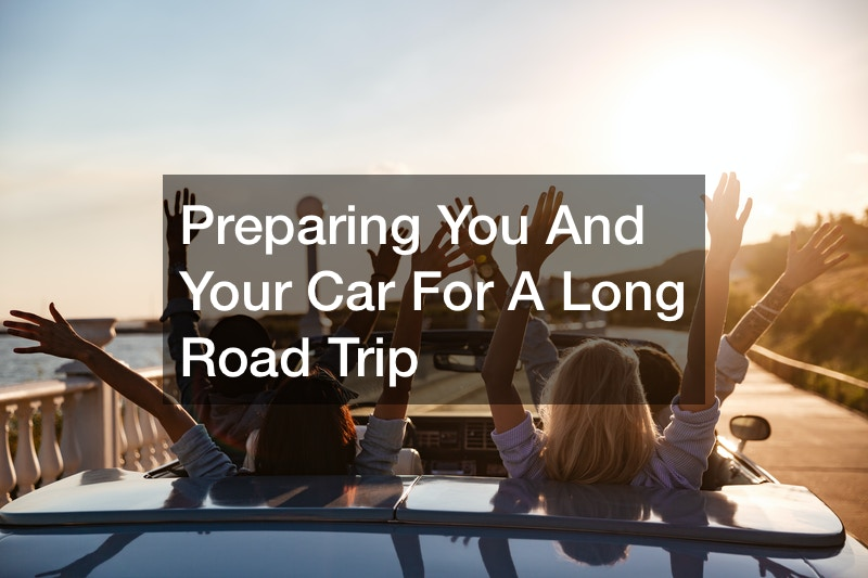 how to prepare car for long trip