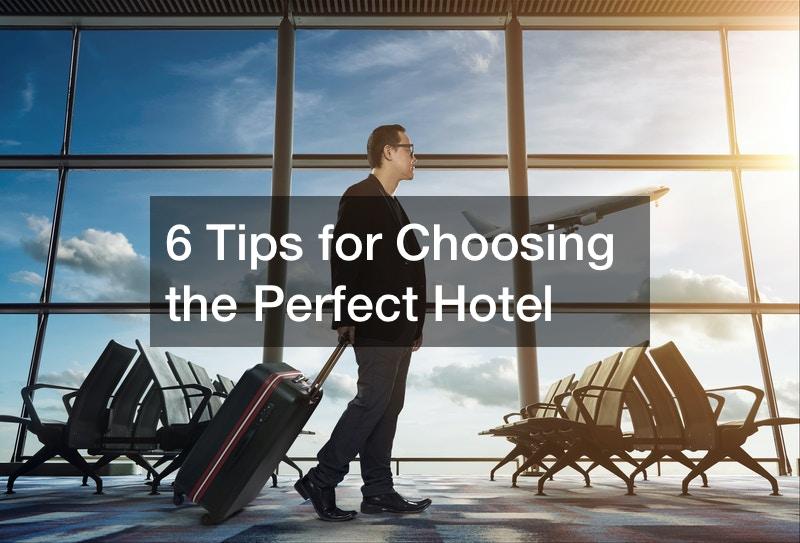 choose hotel by amenities