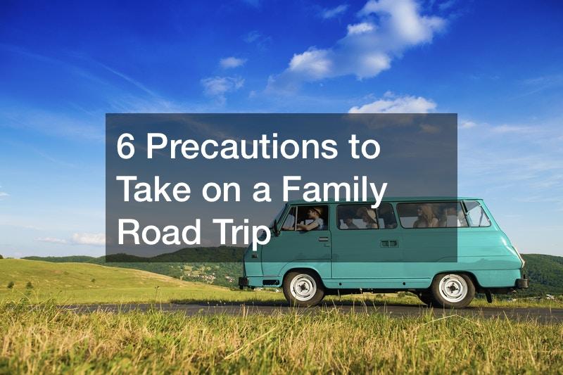 road trip car safety checklist