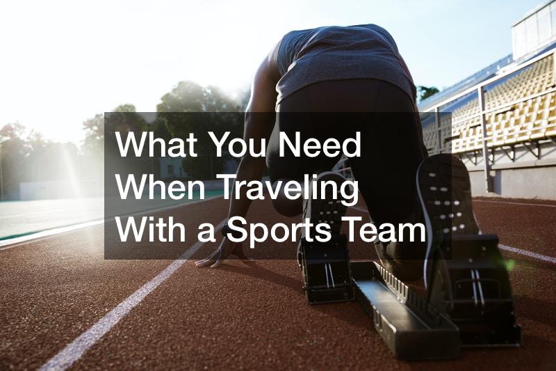 sports team travel planning